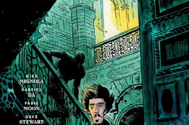 B.P.R.D. Vampire #5 (of 5)