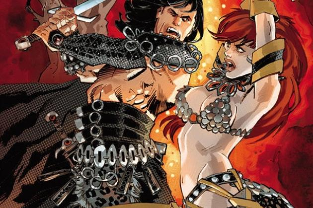 Conan Red Sonja: The Age of Innocence #1 (of 4)