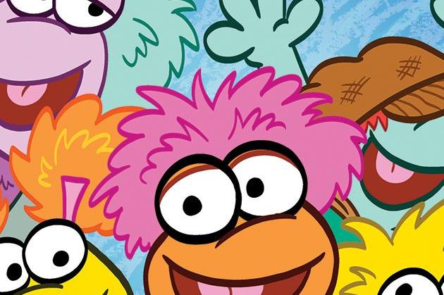 Fraggle Rock (animated) style guides | Muppet Wiki | Fandom