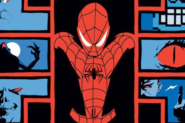 Marvel Knights Spider-Man #1 Main Image